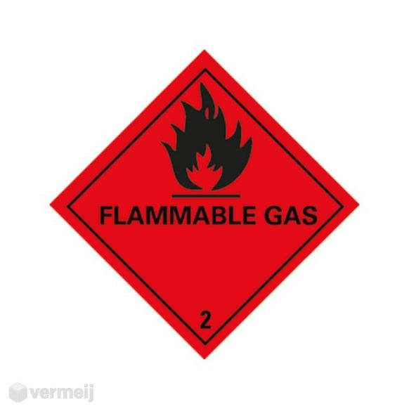 1 IMO flammable gas
