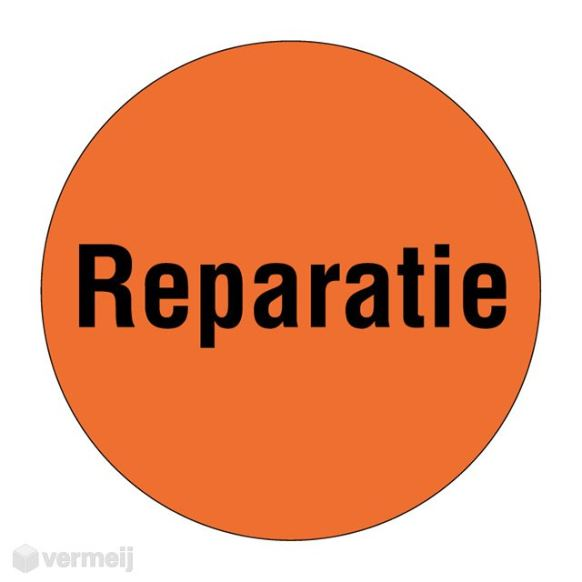 1 Sticker Reparatie23