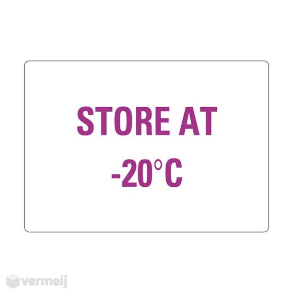 1 Sticker Store at -20c