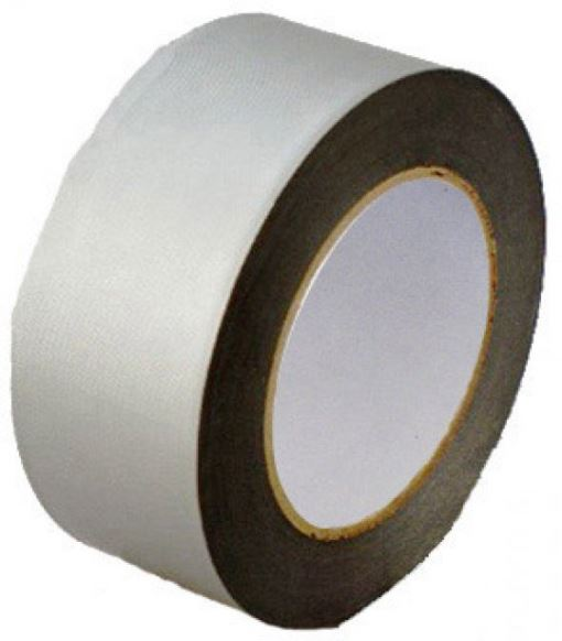 Duct tape - Nichiban zilver